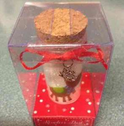 Reindeer Dust in bottle @ Home Bargains - 79p