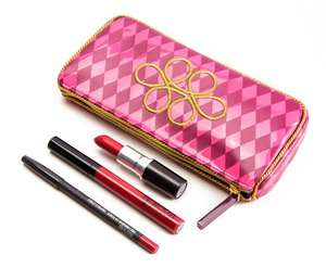MAC Cosmetics Nutcracker Sweet gift sets now 30% off. Red lip gift set reduced to £20.30