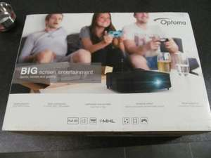 Optoma DS348 DLP 3D Projector £79.00 @ Asda Instore