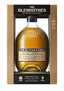 Glenrothes Select Reserve Single Malt Scotch Whisky, 70 cl £28 at Amazon
