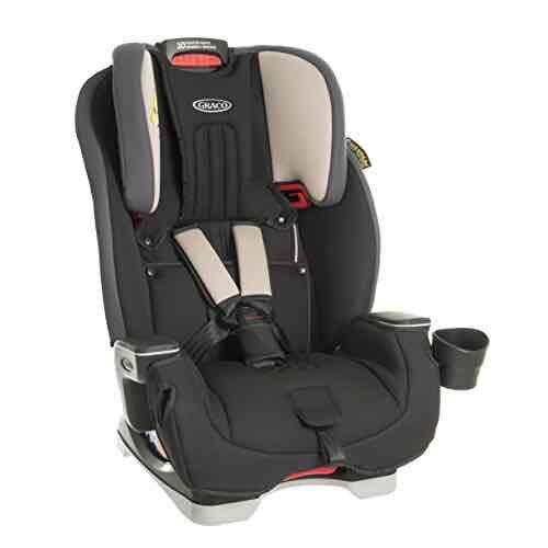 graco milestone car seat 0 1 2 3 £85 @ Amazon