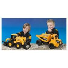 JCB Giant Trucks (twin pack) - £13.20 Tesco Direct (free C&C or £3 delivery)
