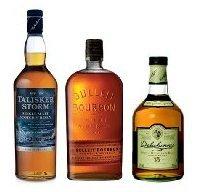 Amazon Whisky Deals from £12.49 for Jim Beam Honey Bourbon Whisky