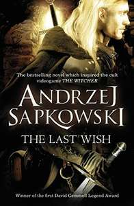 The Last Wish Witcher series Amazon for kindle 99p