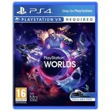 Various PSVR Games at Argos Driveclub VR £15.99, VR Worlds £22.99 Rigs, Battlezone & Eve: Valkyrie £29.99 + other games