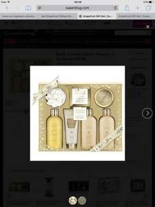 Baylis & Harding Sweet Mandarin and Grapefruit Giftset £4.99 (was £25) in store at Superdrug