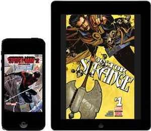 Marvel unlimited 2 months for the price of 1 £9.99 and free copy of poe damaron #7