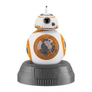 Star Wars BB-8 bluetooth light up speaker was £29.99 now £14.99 Half price @ Smyths