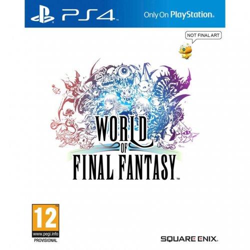 PS4 world of final fantasy £24.99 only! instore / C+C / Del @ Smyth Toys