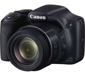 Canon SX530HS save £60.00 now £159.99 @ Currys