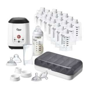 Tommee Tippee Express & Go complete kit £59.99 @ Kiddicare + 7% Quidco/5.75% TCB