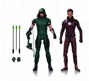The Flash and Arrow Set, DC Comics £36.99 Pre-order @ Forbidden Planet