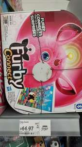 Furby Connect Pink £44.97 in Asda Yeovil