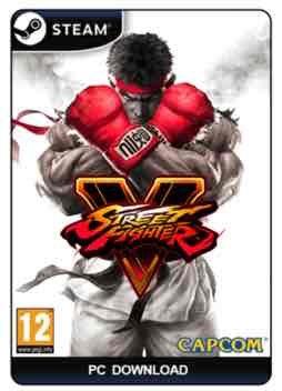 street fighter v (PC) £17.49 @ GAME