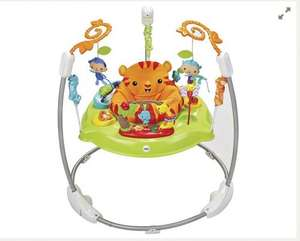 Fisher Price Rainforest Jumperoo, £43.88 @ Tesco Direct