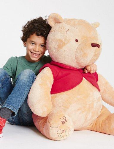 Giant Winnie the Pooh Plush  £30.00 was £60 @ M&S