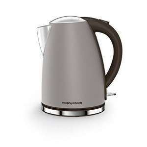 Morphy Richards 103004 Accents Jug Kettle - Pebble £25 @ Amazon