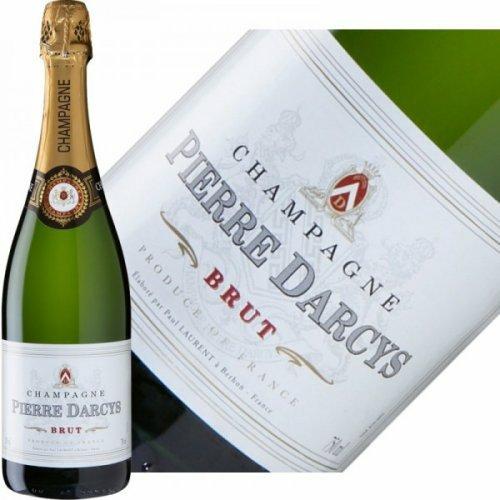 75Cl. Pierre Darcys Champagne Brut N/V - £10 @ Asda