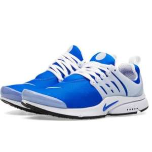 Nike Presto racer blue price includes delivery - £47.20 with code incl delivery @ End Clothing