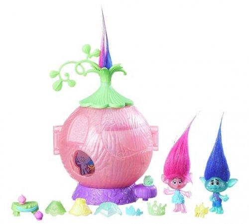 Trolls DreamWorks Poppy's Coronation Pod Playset was £27.99 now £13.99 @ Argos