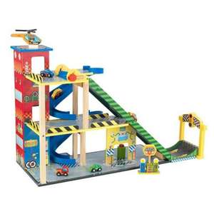 Kidkraft Mega Ramp Racing Set £62.68 @ Tesco