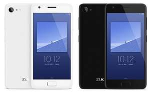[NEW CODE] Lenovo ZUK Z2 (4GB RAM + 64 GB ROM Quad Core Snapdragon 820 2.15GHz) 5.0inch 3,500mAh Android 6.0 -  £137.41 (with code) @ Banggood