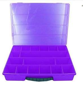Block Tech Storage Case £3.99 @ Tesco