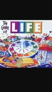 The Game Of Life by Hasbro £11 @ Argos