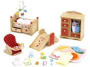 Sylvanian Families Baby Room Set £10.65 Prime or £14.64 Non Prime @ Amazon