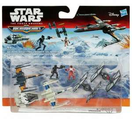 Star Wars: The Force Awakens Micro Machines Deluxe Asst. Argos. £1.49