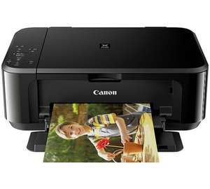 Canon MG3650, All-in-One Inkjet Colour Printer (Black) £33.24 @ Tesco direct (free c+c)