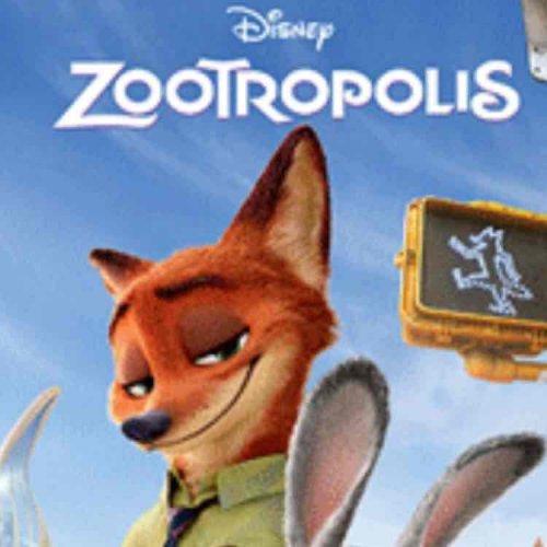 Zootropolis £4.99 on iTunes (HD)
