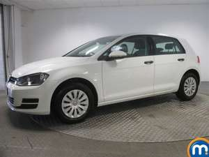 VOLKSWAGEN Golf Hatchback (Imported vehicle, specification may differ from UK model) 1.2 TSI S 5DR 2016 (66) around 800 miles on clock @ Motorpoint