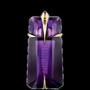 ALIEN EAU DE PARFUM 60ml with freebies and engraved bottle £55.89 Mugler