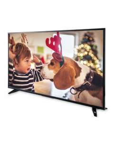 """Bauhn 49"""" UHD Smart TV £299.99 Aldi Thornbury"""