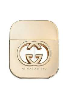 Gucci Guilty 50ml £40 @ very.co.uk - Free c&c