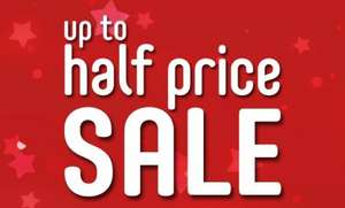 Babies R Us Upto Half Price Sale (FREE C&C)