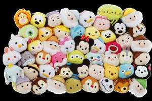 TSUM TSUM'S - 2 for £5 at Clinton's