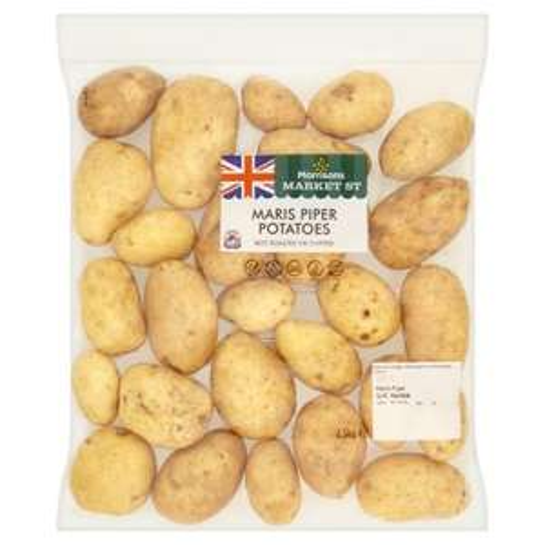 Morrisons Maris Piper Potatoes (2.5kg) 3 Bags for £1.00!!!!!!
