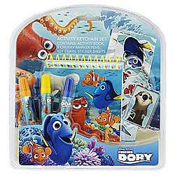 Dory Activity Keychain Gift Set Was £3.50 Now £1.70 (Free c&c) @ Tesco