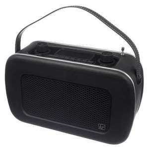 Kitsound Jive Retro Style DAB Radio - Black - £19.99 delivered @ eBay / Vodafone