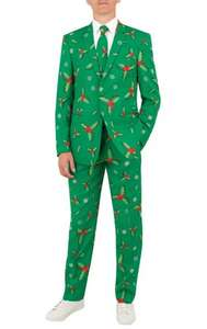 Christmas Holly-Days Suit £16.98 delivered @ Dobell