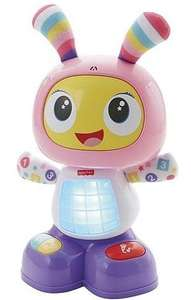 Fisher Price Beatbelle £28  (also beatbo beatbowwow) @ tesco (Instore Only), potentially get it for less than £23