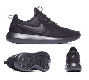 Nike Roshe Two All Black £55.99 Including Next Day Delivery @ Footasylum