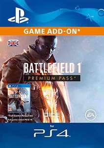 Battlefield 1 PREMIUM PASS  £31.99 @ Amazon - PS4, XBOX,PC.