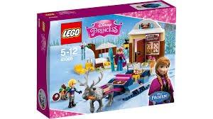 LEGO Disney Princess - Anna & Kristoff's Frozen Sleigh Adventure - 41066 £17.97 @ Asda