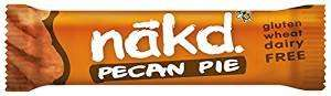 Nakd Pecan Pie 35 g (Pack of 18) £8.87 (Prime) / £13.62 (non Prime) at Amazon