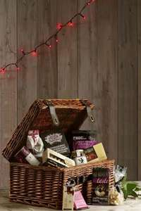BHS Hampers were £100 now £20 postage £3.50