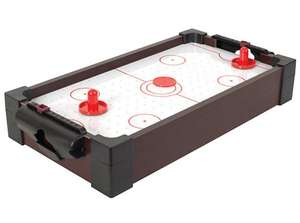 Mini One Foot Table Air Hockey Game for £5 at John Lewis (C+C £2)