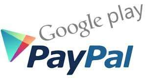 Save £2 when you use Paypal for Google Play